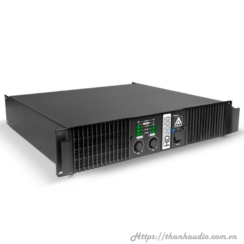 Cục đẩy Amate Audio HD2000