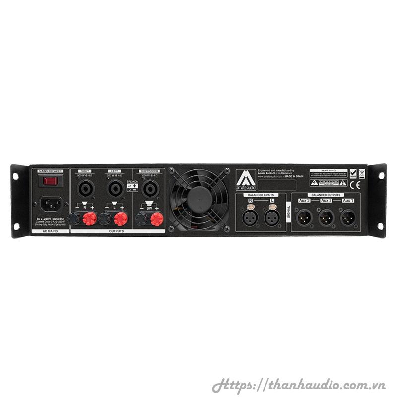 Cục đẩy Amate audio TPD
