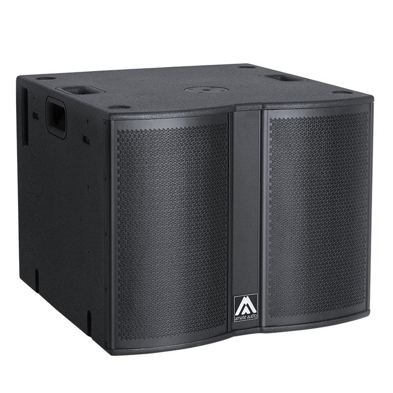 Loa Amate audio Nitid N18W - Sub Active
