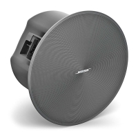 Loa Bose DesignMax DM6C, Loa âm trần