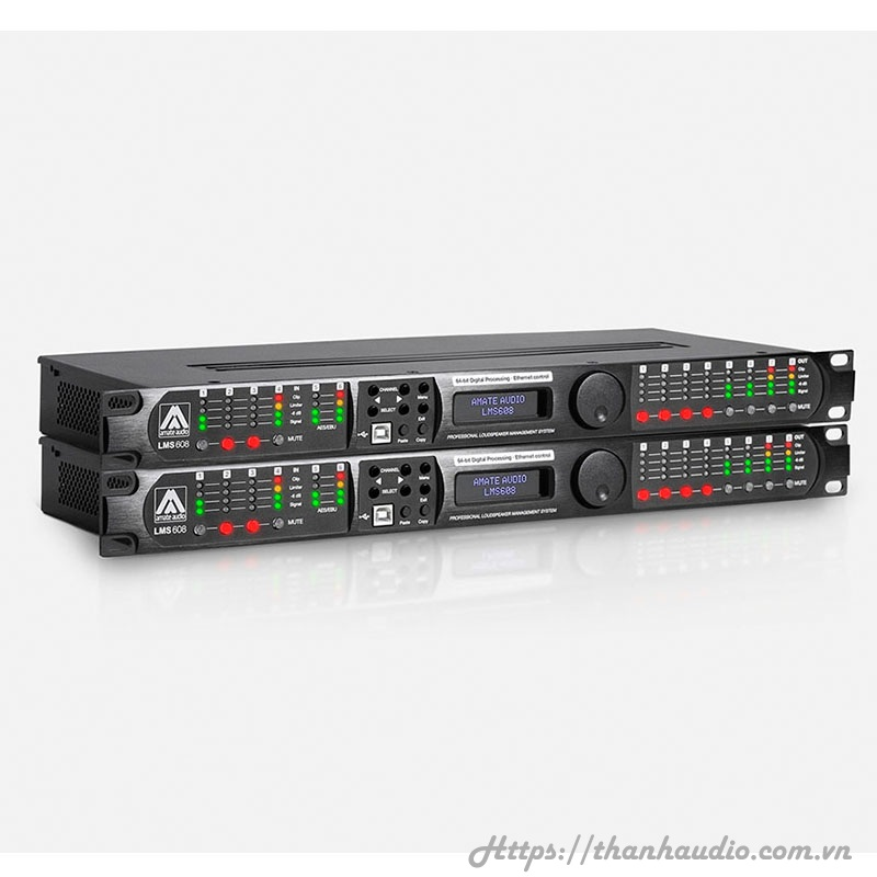Amate Audio LMS608 Made in Spain