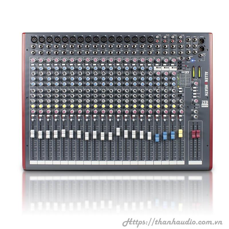Bàn Mixer Allen & Heath ZED 22FX