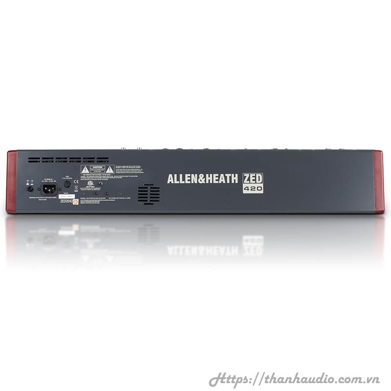 Bàn Mixer Allen & Heath ZED 420