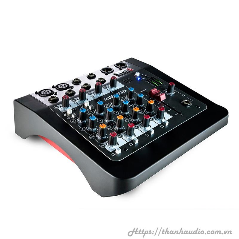 Bàn Mixer Allen & Heath ZED-6D