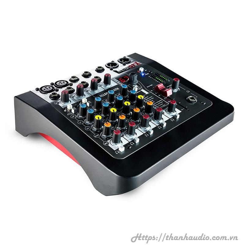 Bàn Mixer Allen & Heath ZED-6FX