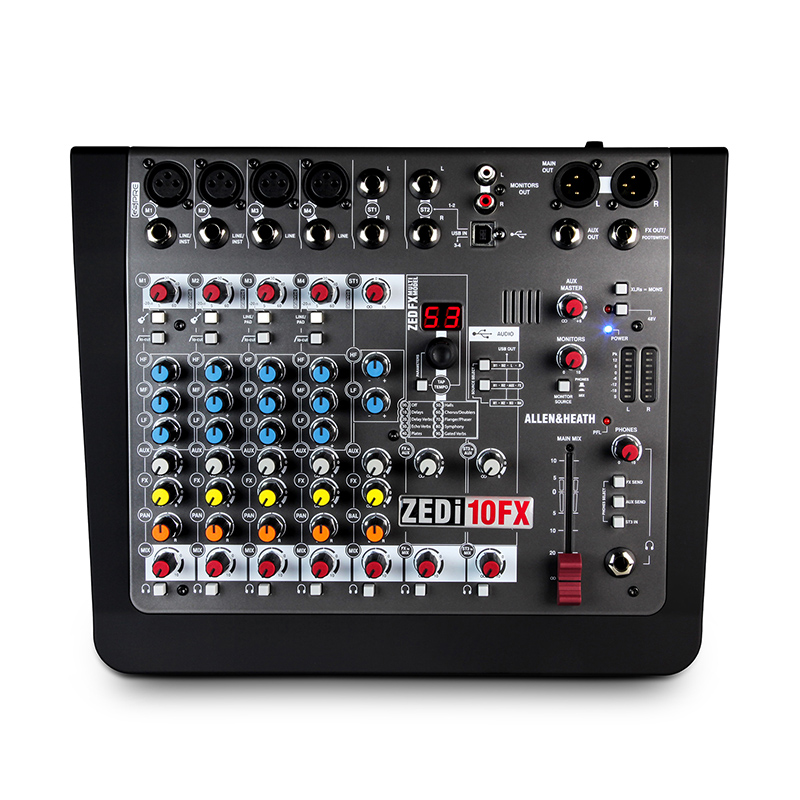 Bàn Mixer Allen & Heath ZED10FX
