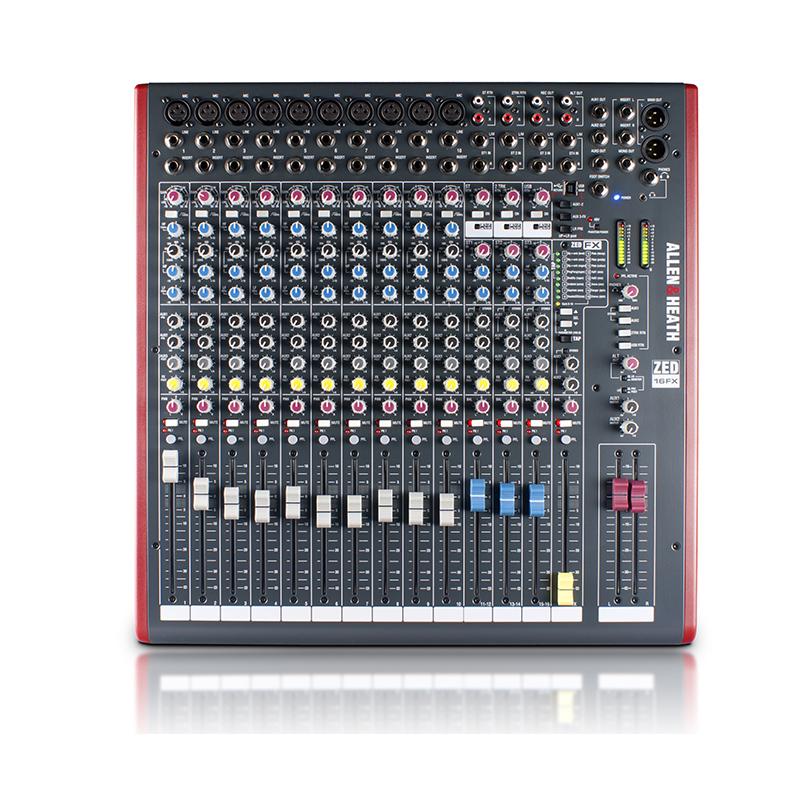 Mixer Allen & Heath ZED16FX
