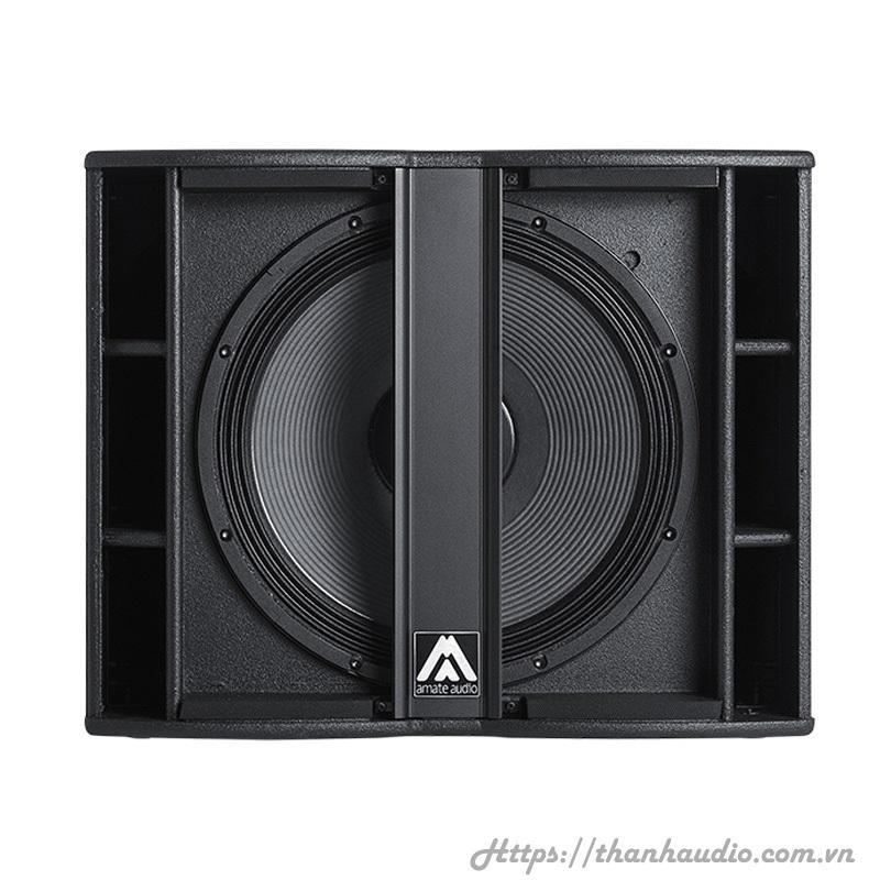 Loa Amate audio Nitid N18WPR