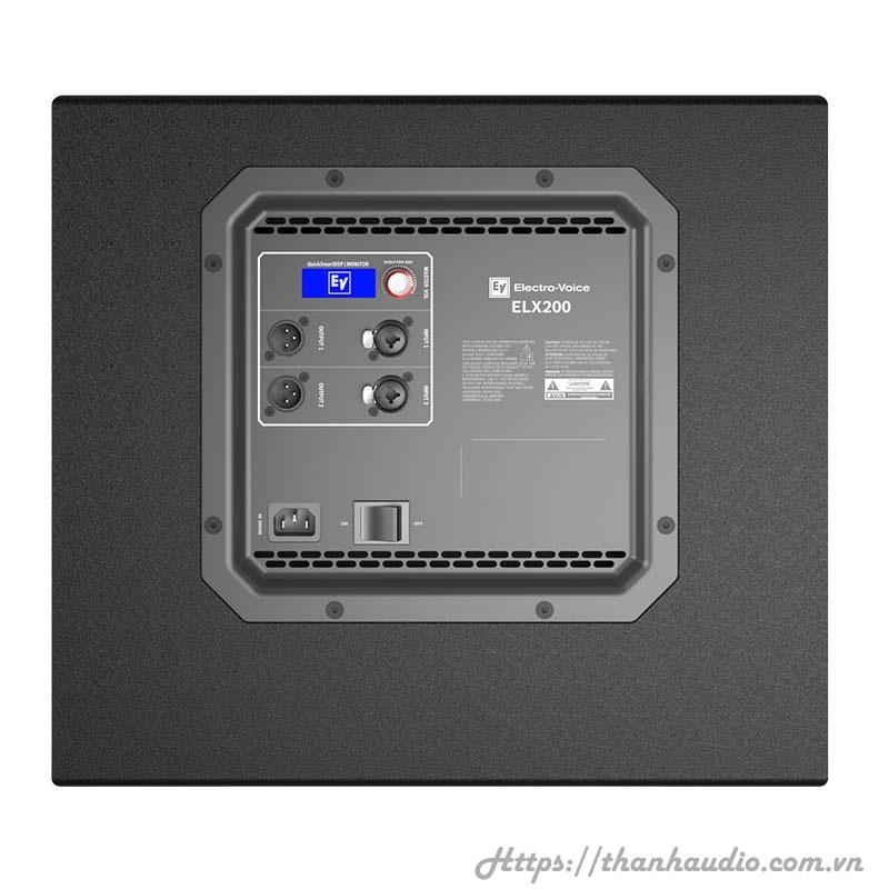 Loa Sub EV ELX200-12SP - Sub Active