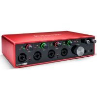 Sound card Focusrite 18i8 - Soundcard RTA