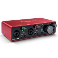 Sound card Focusrite 2i2 - Đo RTA âm thanh