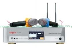 Dapro ra mắt sản phẩm mới Digital Karaoke Power Amplifier hiện đại nhất 2020