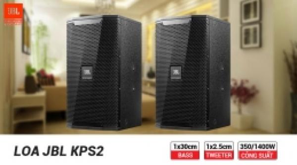 Dòng Loa JBL KPS chính hãng cho karaoke chuyên nghiệp