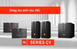 JBL Professional giới thiệu loa CV1510 và CV1610