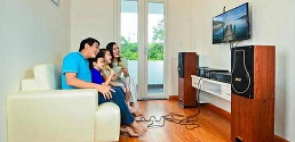 Nguyên lý thiết kế hệ thống karaoke gia đình đúng chuẩn