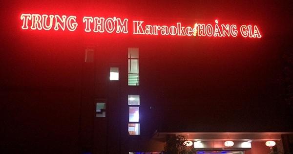 Lắp đặt 7 Phòng hát Trung Thơm Karaoke Hoàng Gia tại Yên Lập - Phú Thọ