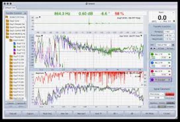 Dowload phần mềm smaart RTA V8.4.3.1 full