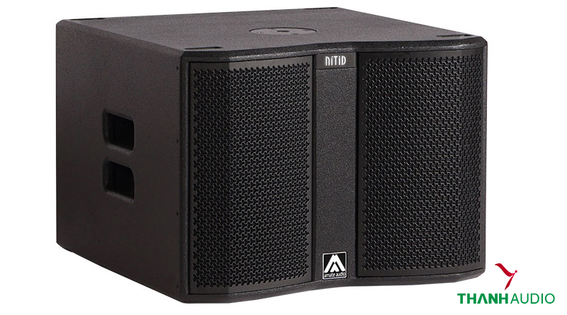 Amate audio NITID N18W
