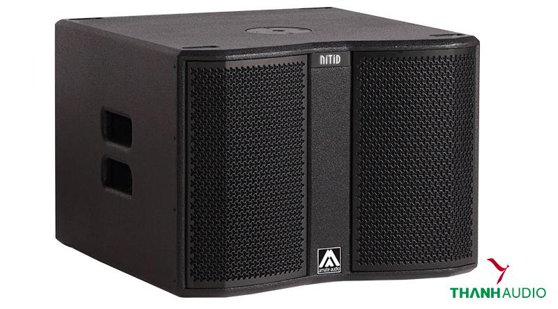 Loa hội trường Amate audio nitid 12W