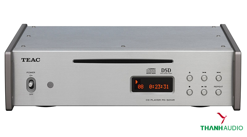 TEAC PD 501HR