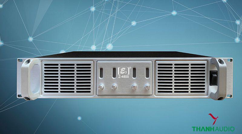 Cục đẩy 4 kênh karaoke E3 Z - 4800